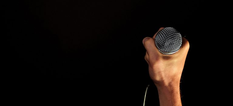 Hold the Mic