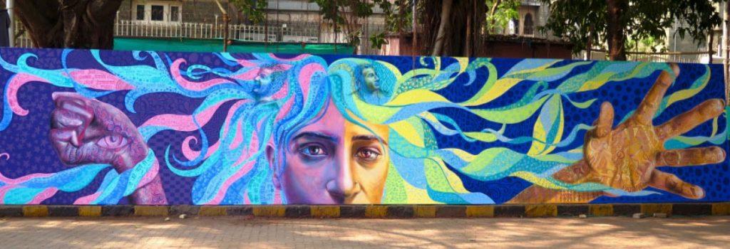 Meridian Mural