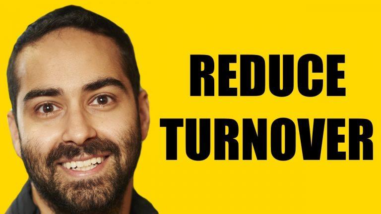 Vivek Kumar - Reduce Turnover Image